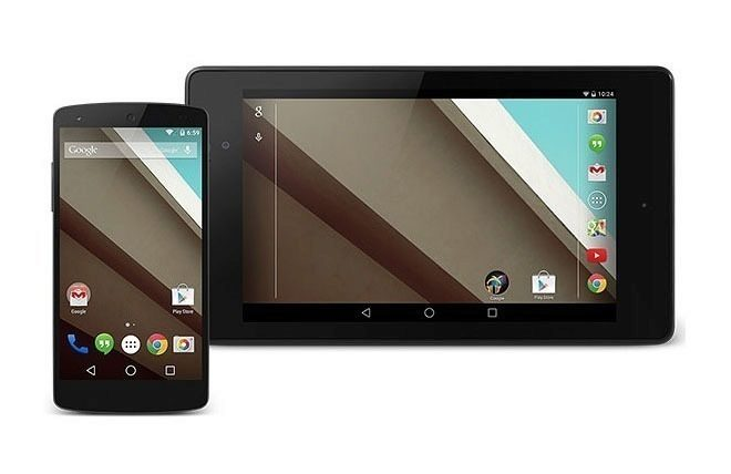 Nexus Android L