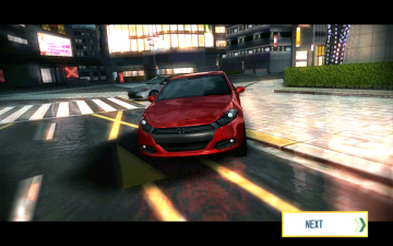 Nvidia Shield Tablet recenze - Asphalt 8 1