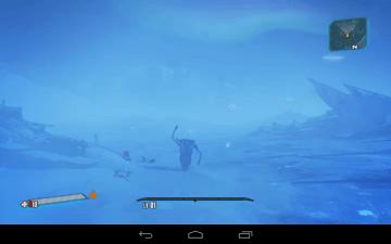 Nvidia Shield Tablet recenze - Borderlands 2 1