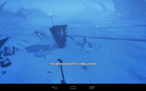 Nvidia Shield Tablet recenze - Borderlands 2