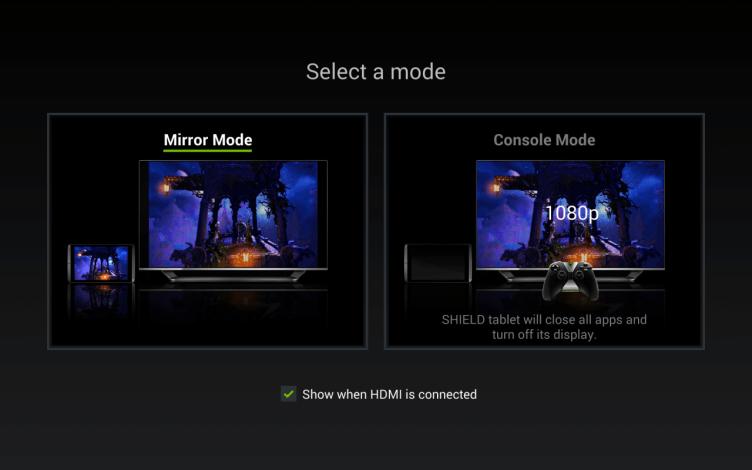 Nvidia Shield Tablet recenze - konzole
