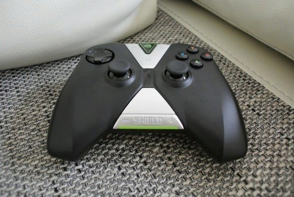 Nvidia Shield Tablet recenze - ovladač