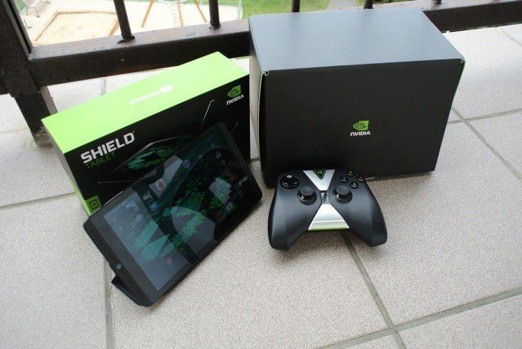 Nvidia Shield Tablet recenze - příslušenství 2