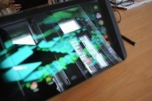 Nvidia Shield Tablet recenze - proti oknu