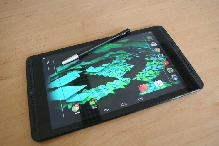 Nvidia Shield Tablet recenze -  stylus 2