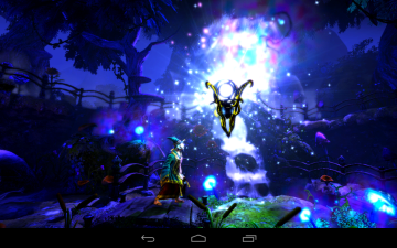 Nvidia Shield Tablet recenze - Trine 2 2