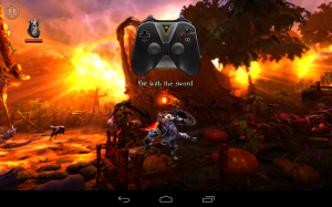 Nvidia Shield Tablet recenze - Trine 2 4