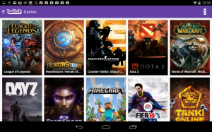 Nvidia Shield Tablet recenze - Twitch