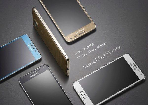 Samsung Galaxy Alpha 3