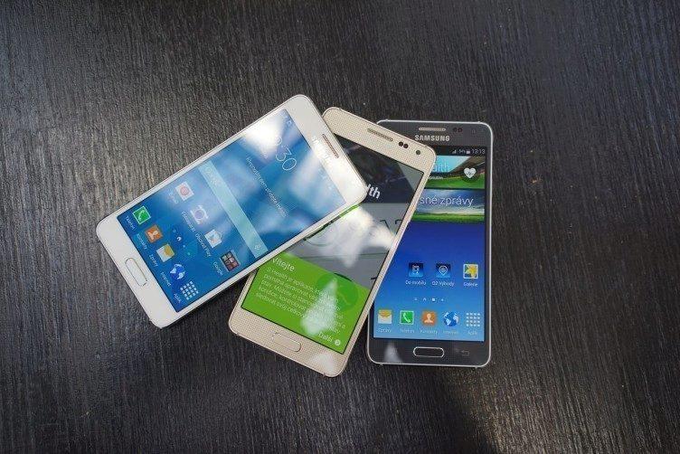 Samsung Galaxy Alpha - konečně kovový Samsung