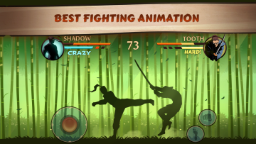 shadow fight 1 android hry