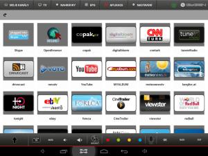 Smart Center - Aplikace