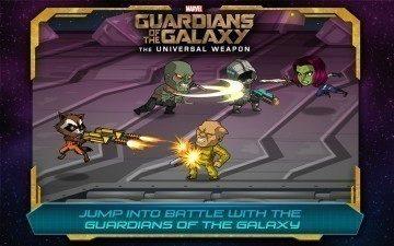 strážci galaxie 1 Guardians of the Galaxy