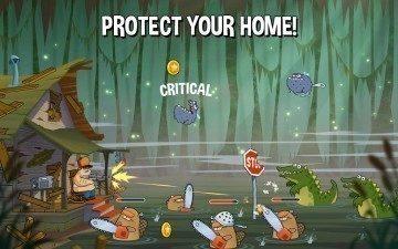 Swamp Attack 1