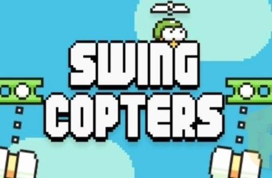 swing copters cover