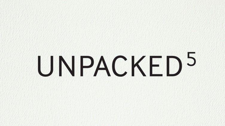 unpacked 5 samsung