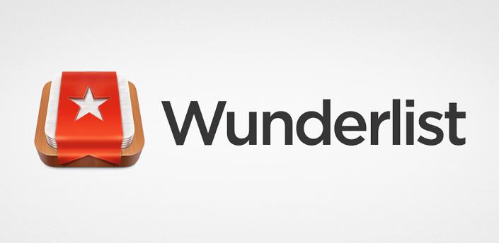 Wunderlist banner