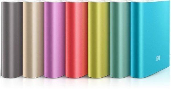 xiaomi baterie barevne varianty