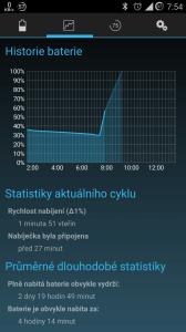 Xiaomi baterie nabijeni telefonu 3