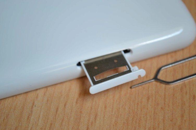 Interní paměť tabletu Xiaomi Mi Pad lze rozšířit až o 128 GB díky Micro SD kartě