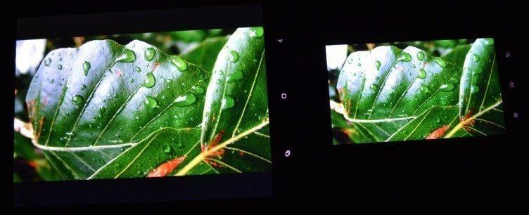 Barevné podání je dokonce o něco lepší než v případě telefonu Xiaomi Mi 3