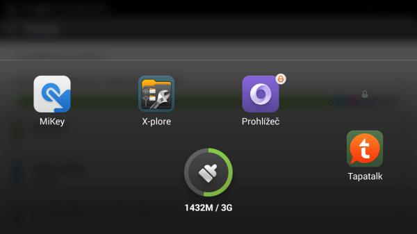 Xiaomi Mi 4 nabídne běžně okolo 1,5 GB paměti. Umí navíc i zamykat aplikace v paměti