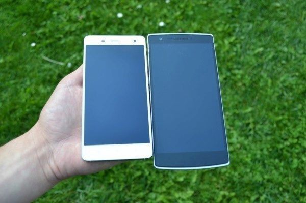 Xiaomi Mi4 vs. OnePlus One (1)