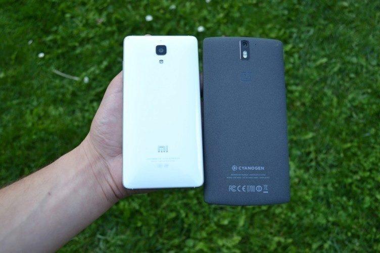 Xiaomi Mi4 vs. OnePlus One (2)