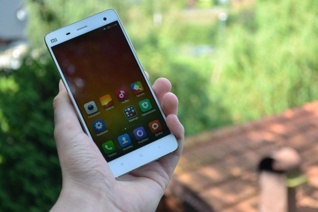 Xiaomi Mi4 se řadí k nejlepším telefonům na trhu. - Vánoční rádce