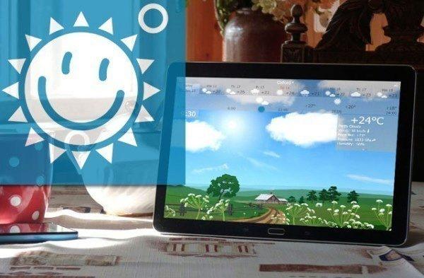 YoWindow: předpověď počasí, díky níž nebudete potřebovat okno