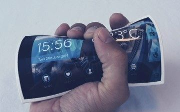 Nositelný telefon