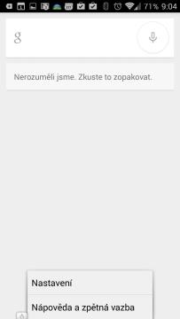 Překlad hlasu jen v režimu online