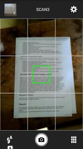 Skenování vícestránkových dokumentů