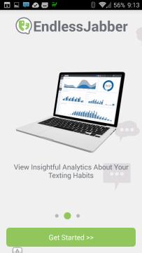 Možnost sledování statistik