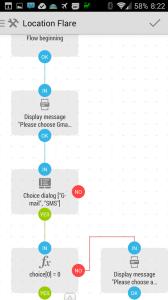 Automate dovoluje definovat i složité podmínky a výstupy