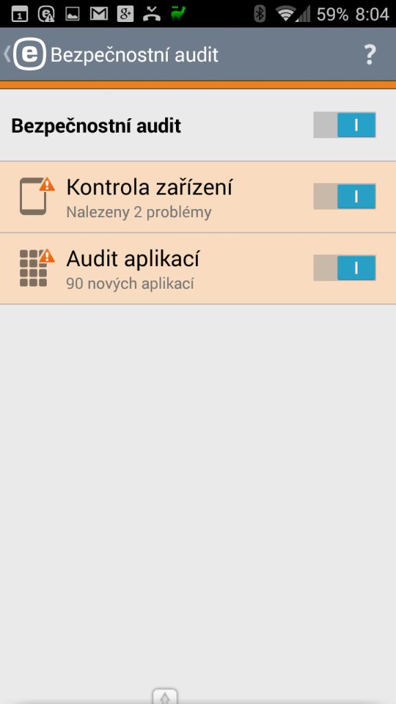 Bezpečnostní audit - proklepněte si svého Androida