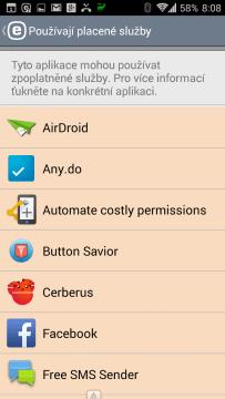 Aplikace s vybraným právem