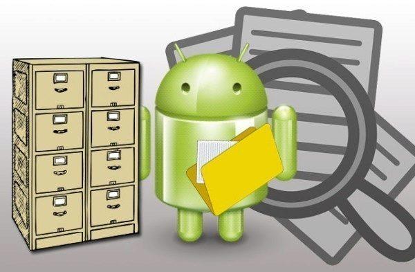 APK File Manager: udělejte si pořádek ve své sbírce APK souborů