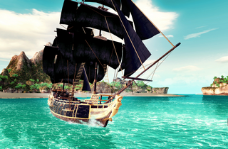 Assassin's Creed Pirates hlavni