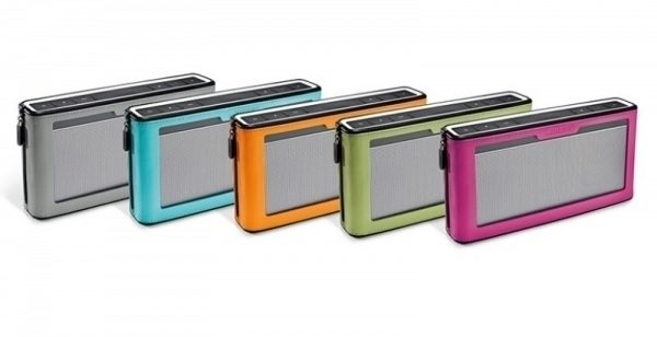 BOSE SoundLink Bluetooth III recenze - barevná pouzdra