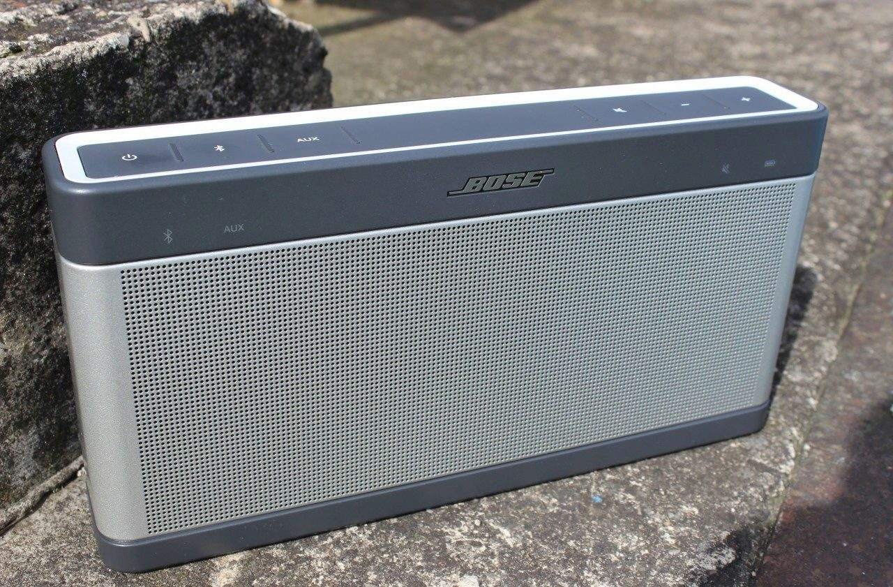 BOSE SoundLink Bluetooth III recenze – cover