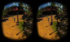 cartoon village vr 1