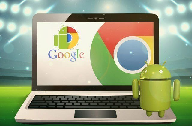 Jak spustit Android aplikace v prohlížeči Chrome?