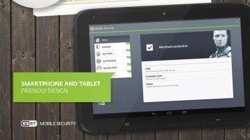 Uživatelské rozhraní pro telefony i tablety