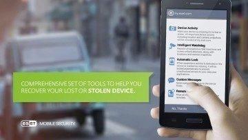 Pomoc při hledání ztraceného či odcizeného telefonu