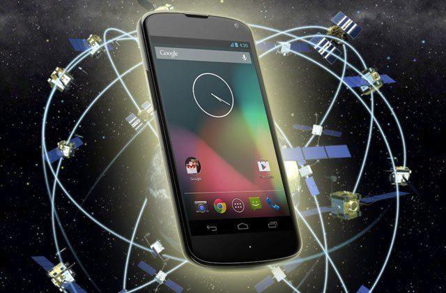 Jak zrychlit na Androidu práci GPS?
