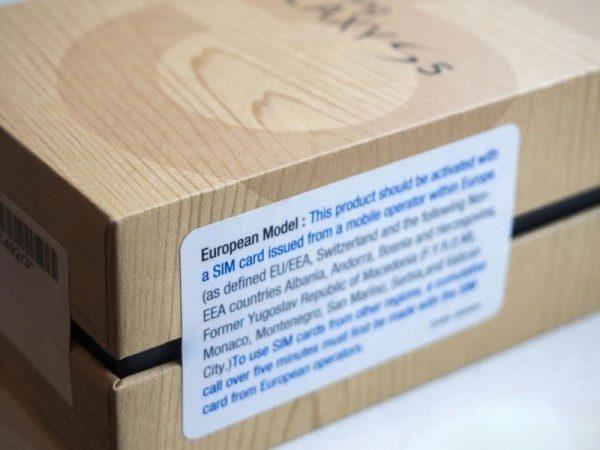 Myšlenka dne: každý telefon po vybalení z krabice běží jako nový :)