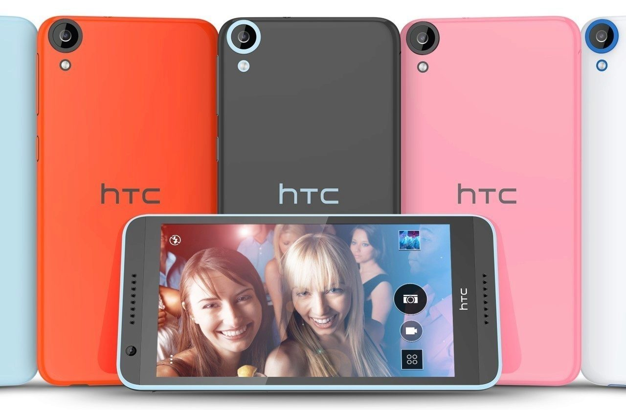 HTC Desire 820 Groupcover