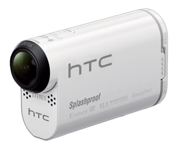 HTC kamera