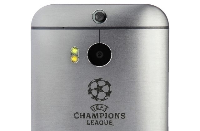 HTC One M8 UEFA cover